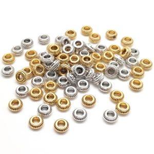 Alloy Beads