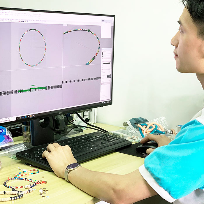 Jewelry Structure and Visualization