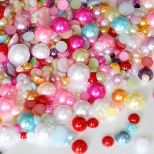 Plastic Imitation Pearls