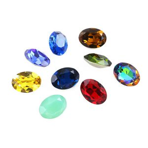 Synthetic glass stone