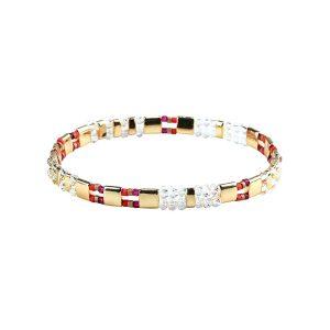 Vogue Spring Tila Bead Bracelet