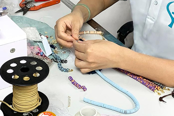 Handmade Jewelry Manufacturing