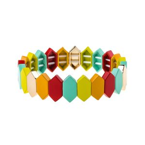Vogue Stackable Enamel Bracelet